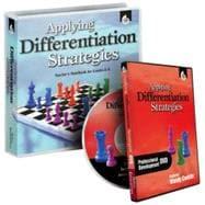 Applying Differentiation Strategies Professional Development Set