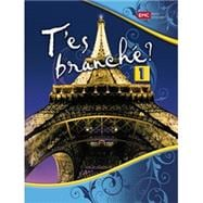 T'es branché? Level One Student Textbook