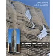 Reinforced Concrete : Mechanics and Design,9780132176521