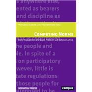Competing Norms by Diawara, Mamadou; Röschenthaler, Ute, 9783593506531
