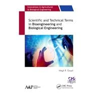 Scientific and Technical Terms in Bioengineering and Biological Engineering