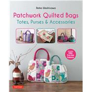 Patchwork Quilted Bags by Washizawa, Reiko, 9780804846660