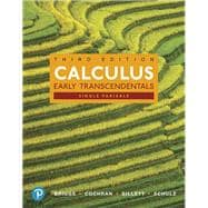 Calculus Single Variable, Early Transcendentals and MyLab Math with Pearson eText -- 24-Month Access Card Package