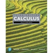 Calculus, Multivariable