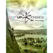 Step Up with Chinese Workbook, Level 3