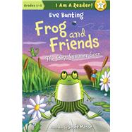 Frog and Friends: Book 3, The Best Summer Ever