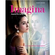 Imagina Student Edition w/Supersite (1-Year Access) by Vista Higher Learning, 9781680056945