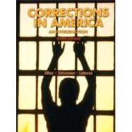 Corrections in America : An Introduction,9780131027282