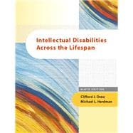 Intellectual Disabilities Across the Lifespan