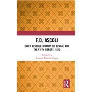 F.d. Ascoli by Bhattacharyya, Ananda, 9780367277420