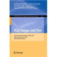 Vlsi Design and Test