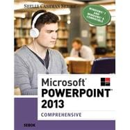 Microsoft PowerPoint 2013 Comprehensive,9781285167848