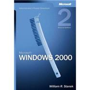 Microsoft Windows 2000 Administrator's Pocket Consultant