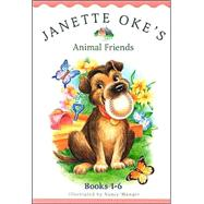 Janette Oke's Animal Friends Pack, vols. 1–6