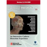 Anatomy & Physiology Revealed Online Version 2.0 24 Month Student Access Card,9780073378039
