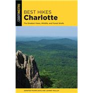 Falcon Guides Best Hikes Charlotte
