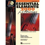 Essential Elements for Strings by Gillespie, Robert; Tellejohn Hayes, Pamela; Allen, Michael, 9780634038174
