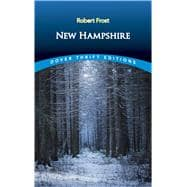 New Hampshire by Frost, Robert, 9780486828305