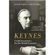 Keynes by Temin, Peter; Vines, David, 9780262028318