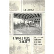 A World More Concrete by Connolly, N. D. B., 9780226378428