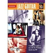 Beginning Jazz Guitar,9780739028476