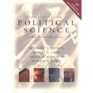 Political Science : An Introduction,9780130208729