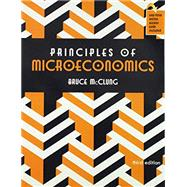 Principles of Microeconomics by McClung, Bruce, 9781524968939