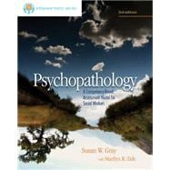Brooks/Cole Empowerment Series: Psychopathology: A Competency-Based Assessment Model for Social Workers,9780840029157