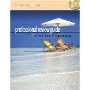 Professional Review Guide for the CCS-P Examination, 2011 Edition by Schnering, Patricia, 9781111309176