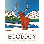 Elements of Ecology, First Canadian Edition with EcologyPlace
