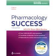 Pharmacology Success by Colgrove, Kathryn Cadenhead, R.N.; Doherty, Christi, 9780803669246