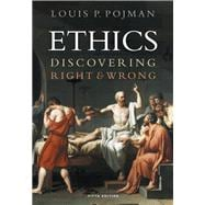 Ethics Discovering Right and Wrong,9780534619367