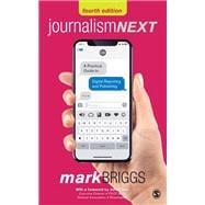 Journalism Next by Briggs, Mark; Clark, John, 9781544309446