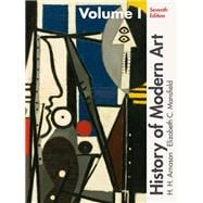 History of Modern Art Volume I,9780205259489