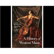 A History of Western Music eBook & Learning Tools (w/ Total Access)