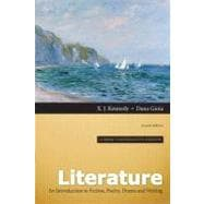 Literature An Introduction to Fiction, Poetry, Drama, and Writing, Compact Interactive Edition