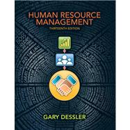 Human Resource Management Plus NEW MyManagementLab with Pearson eText -- Access Card Package,9780133029864