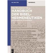 Handbuch Der Bibelhermeneutiken