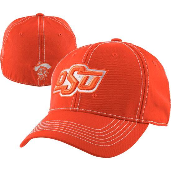 Oklahoma State Cowboys Orange Endurance Flex Hat