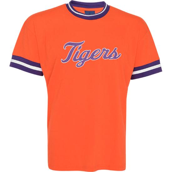 Clemson Tigers Home Plate Jersey Tee
