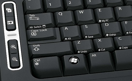 Ctrl Shift Keys